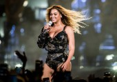 Beyonce performs during Coachella Valley Music and Arts Festival at the Empire Polo Club, in Indio, Calif. on Saturday, April 14, 2018. (Photo by Watchara Phomicinda, The Press-Enterprise/SCNG)