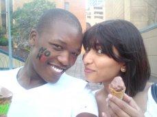 Me and KSammy