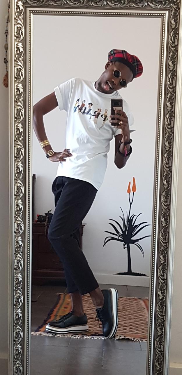 ALN. Weekend Mirror Style