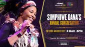 Simphiwe Dana Annual Congregation