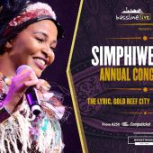 Simphiwe Dana Annual Congregation