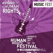 #StandUp4HumanRights Concert @ ConHill